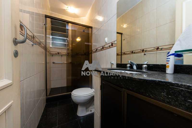 banheiro social  - Apartamento à venda Avenida Maracanã,Tijuca, Rio de Janeiro - R$ 595.000 - NTAP30894 - 6