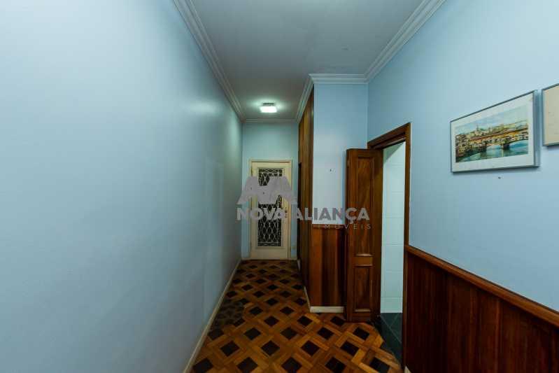 hall / circulação - Apartamento à venda Avenida Maracanã,Tijuca, Rio de Janeiro - R$ 595.000 - NTAP30894 - 18