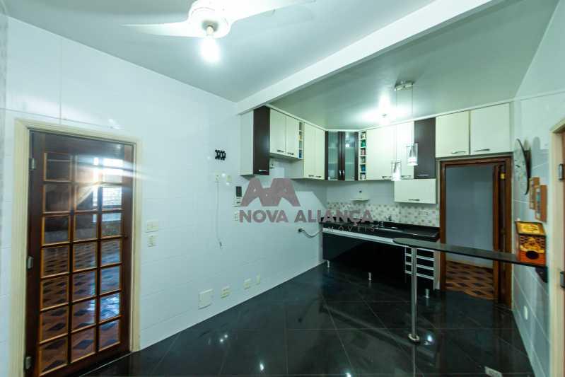 cozinha - Apartamento à venda Avenida Maracanã,Tijuca, Rio de Janeiro - R$ 595.000 - NTAP30894 - 19