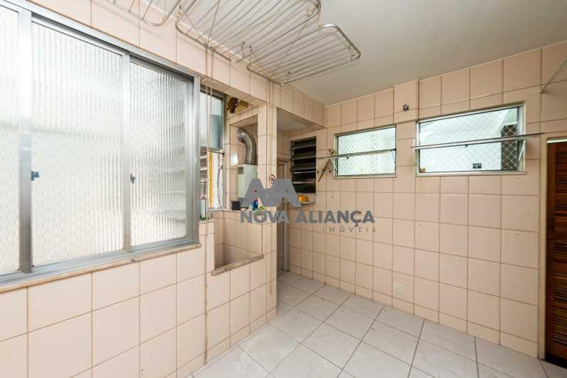 área de serviço - Apartamento à venda Avenida Maracanã,Tijuca, Rio de Janeiro - R$ 595.000 - NTAP30894 - 24
