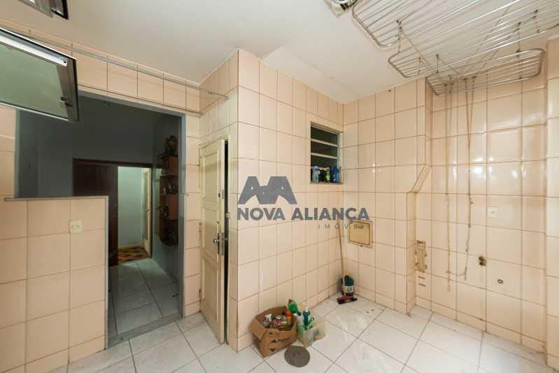 área de serviço - Apartamento à venda Avenida Maracanã,Tijuca, Rio de Janeiro - R$ 595.000 - NTAP30894 - 25