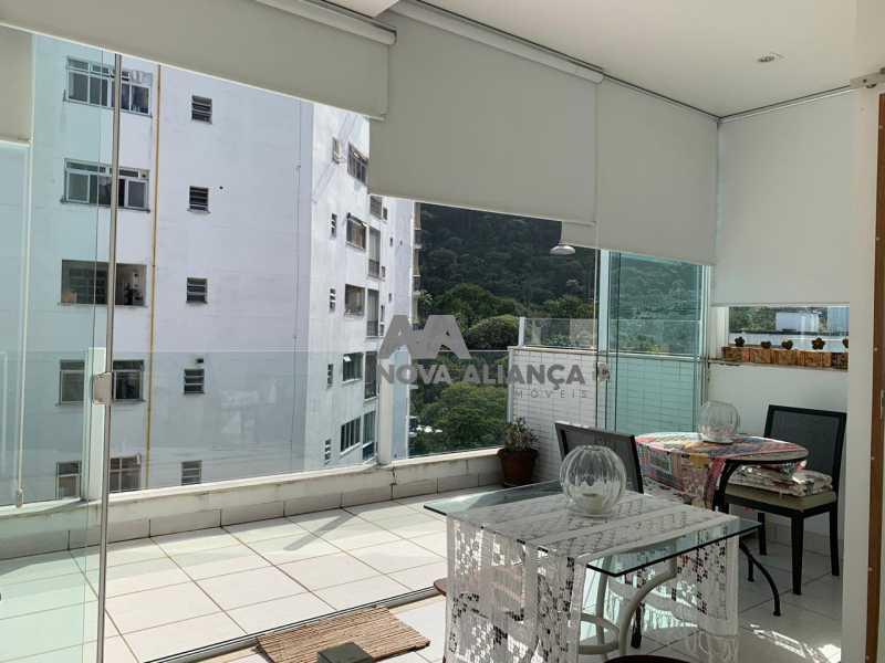 WhatsApp Image 2019-07-19 at 1 - Cobertura à venda Avenida Alexandre Ferreira,Lagoa, Rio de Janeiro - R$ 2.799.000 - NICO30132 - 9