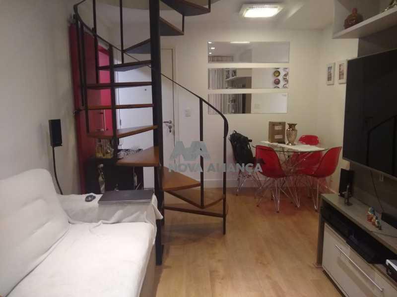6c9a2132-aa20-4d4d-bcda-0d973d - Cobertura à venda Rua General Espírito Santo Cardoso,Tijuca, Rio de Janeiro - R$ 990.000 - NBCO20064 - 5