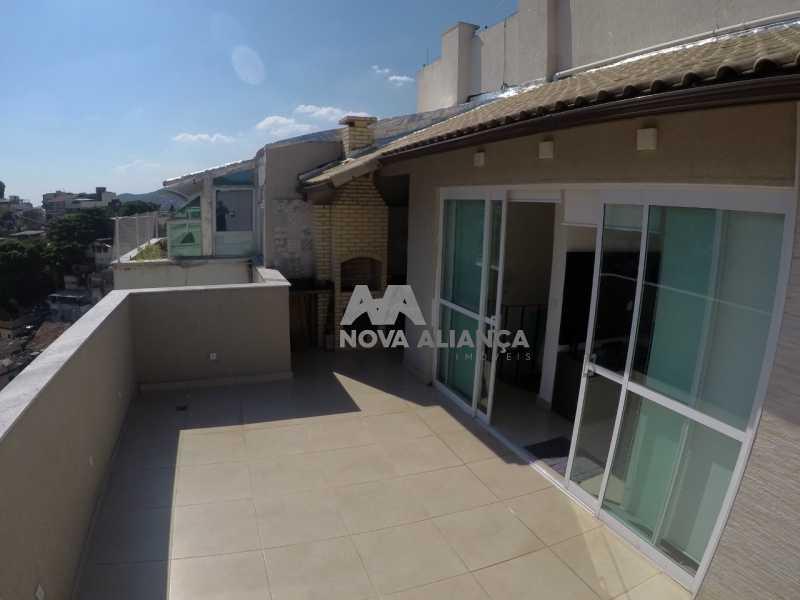 8ffb8986-2768-42c2-b62c-aa7427 - Cobertura à venda Rua General Espírito Santo Cardoso,Tijuca, Rio de Janeiro - R$ 990.000 - NBCO20064 - 11