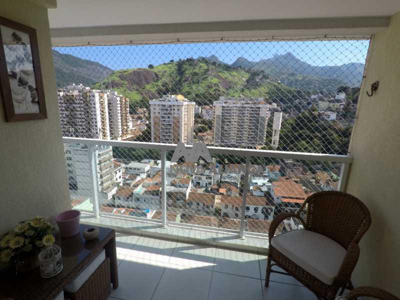 afd96c81-85d5-4bb9-8fb1-d9bffa - Cobertura à venda Rua General Espírito Santo Cardoso,Tijuca, Rio de Janeiro - R$ 990.000 - NBCO20064 - 3