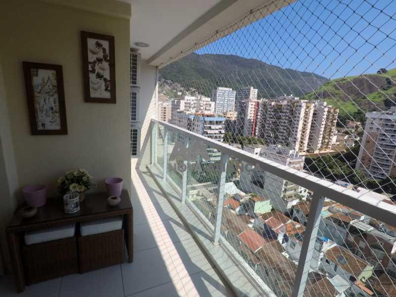 d2939705-35f7-4a71-b122-5985f0 - Cobertura à venda Rua General Espírito Santo Cardoso,Tijuca, Rio de Janeiro - R$ 990.000 - NBCO20064 - 1