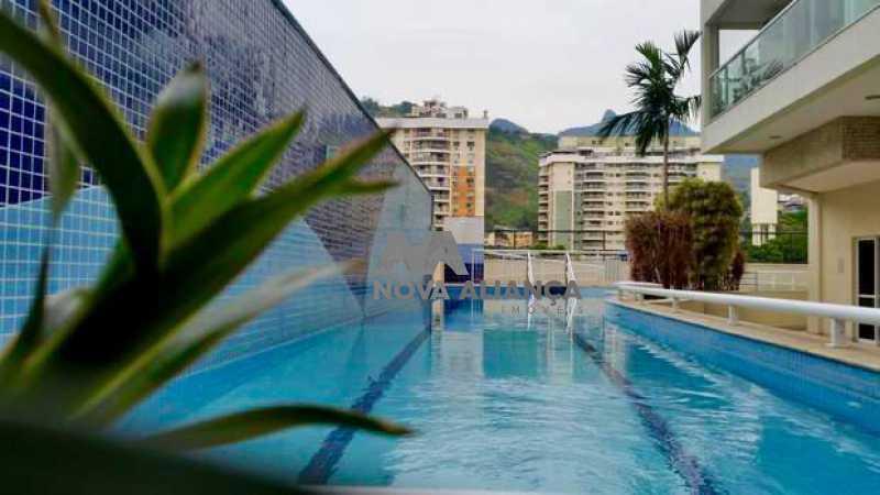 ee098ab0-a15b-4e99-a048-bc3f79 - Cobertura à venda Rua General Espírito Santo Cardoso,Tijuca, Rio de Janeiro - R$ 990.000 - NBCO20064 - 30