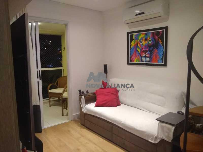 fc89297b-b443-4902-b9da-6ba3b3 - Cobertura à venda Rua General Espírito Santo Cardoso,Tijuca, Rio de Janeiro - R$ 990.000 - NBCO20064 - 6