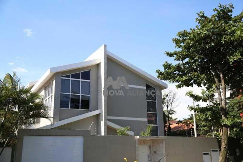 FI4A1542 - Casa em Condomínio à venda Avenida Ailton Henrique da Costa,Recreio dos Bandeirantes, Rio de Janeiro - R$ 4.500.000 - NICN80002 - 1