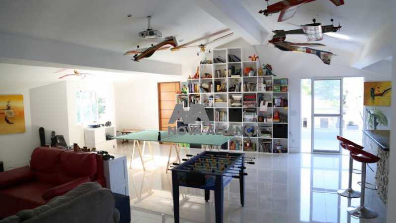 FI4A2200 - Casa em Condomínio à venda Avenida Ailton Henrique da Costa,Recreio dos Bandeirantes, Rio de Janeiro - R$ 4.500.000 - NICN80002 - 3
