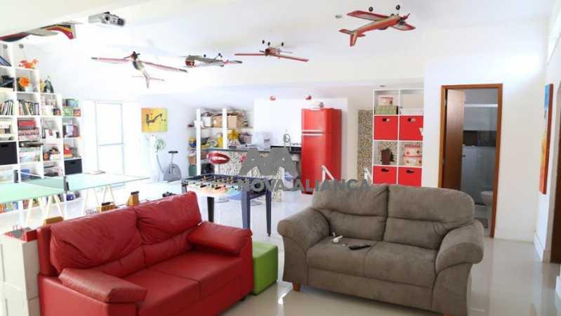 FI4A2202 - Casa em Condomínio à venda Avenida Ailton Henrique da Costa,Recreio dos Bandeirantes, Rio de Janeiro - R$ 4.500.000 - NICN80002 - 4