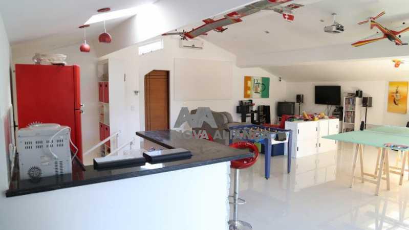 FI4A2205 - Casa em Condomínio à venda Avenida Ailton Henrique da Costa,Recreio dos Bandeirantes, Rio de Janeiro - R$ 4.500.000 - NICN80002 - 6