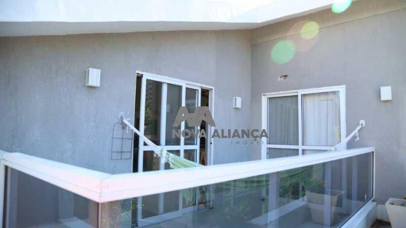 FI4A2214 - Casa em Condomínio à venda Avenida Ailton Henrique da Costa,Recreio dos Bandeirantes, Rio de Janeiro - R$ 4.500.000 - NICN80002 - 7
