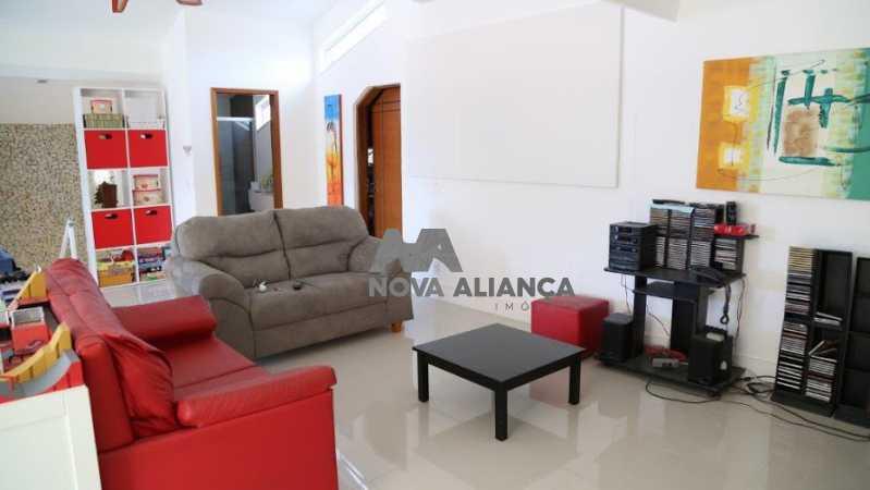 FI4A2216 - Casa em Condomínio à venda Avenida Ailton Henrique da Costa,Recreio dos Bandeirantes, Rio de Janeiro - R$ 4.500.000 - NICN80002 - 9