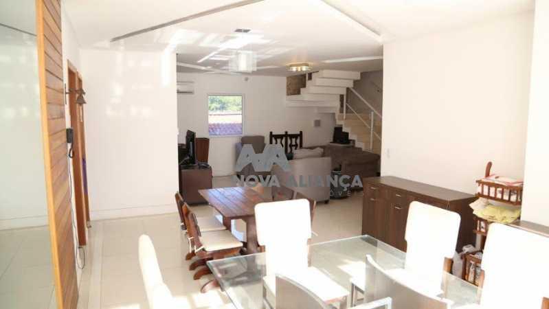 FI4A2231 - Casa em Condomínio à venda Avenida Ailton Henrique da Costa,Recreio dos Bandeirantes, Rio de Janeiro - R$ 4.500.000 - NICN80002 - 14