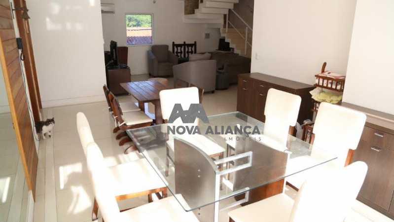 FI4A2232 - Casa em Condomínio à venda Avenida Ailton Henrique da Costa,Recreio dos Bandeirantes, Rio de Janeiro - R$ 4.500.000 - NICN80002 - 15