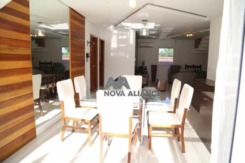 FI4A2237 - Casa em Condomínio à venda Avenida Ailton Henrique da Costa,Recreio dos Bandeirantes, Rio de Janeiro - R$ 4.500.000 - NICN80002 - 16