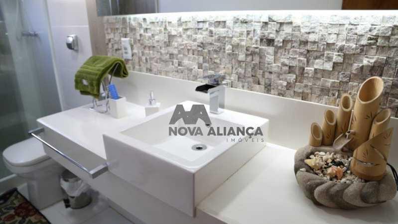 FI4A2264 - Casa em Condomínio à venda Avenida Ailton Henrique da Costa,Recreio dos Bandeirantes, Rio de Janeiro - R$ 4.500.000 - NICN80002 - 17