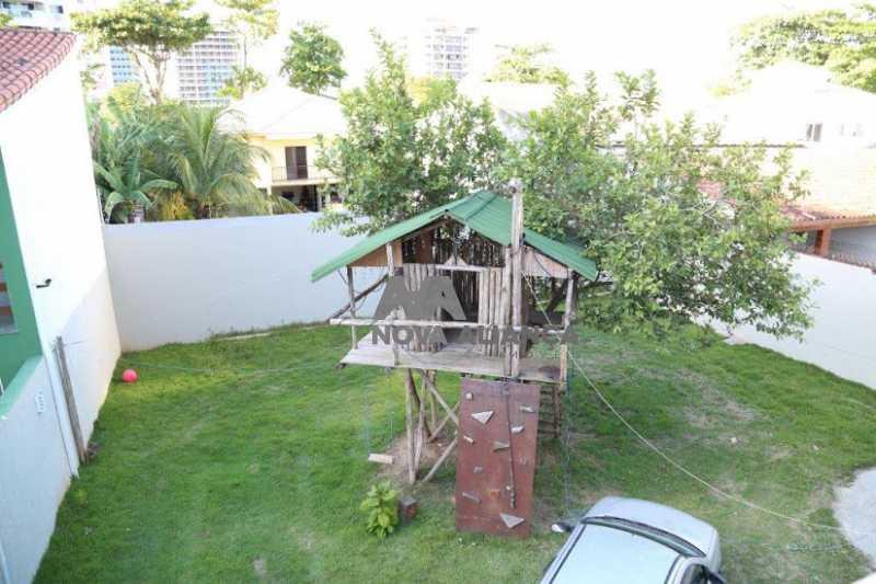 FI4A2280 - Casa em Condomínio à venda Avenida Ailton Henrique da Costa,Recreio dos Bandeirantes, Rio de Janeiro - R$ 4.500.000 - NICN80002 - 20