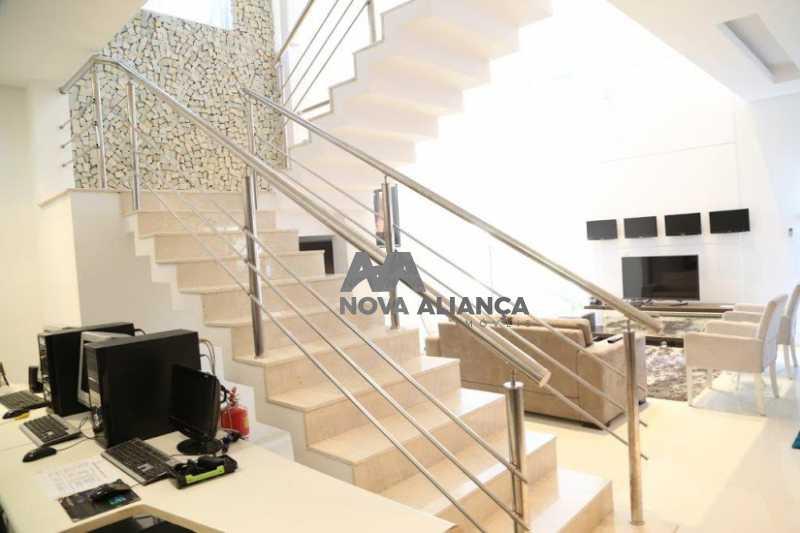 FI4A2283 - Casa em Condomínio à venda Avenida Ailton Henrique da Costa,Recreio dos Bandeirantes, Rio de Janeiro - R$ 4.500.000 - NICN80002 - 21