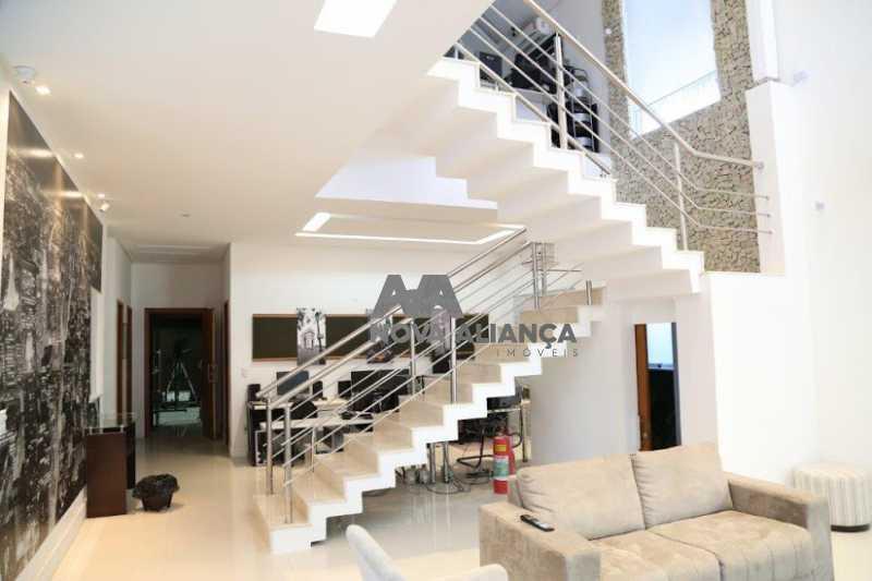 FI4A2285 - Casa em Condomínio à venda Avenida Ailton Henrique da Costa,Recreio dos Bandeirantes, Rio de Janeiro - R$ 4.500.000 - NICN80002 - 22