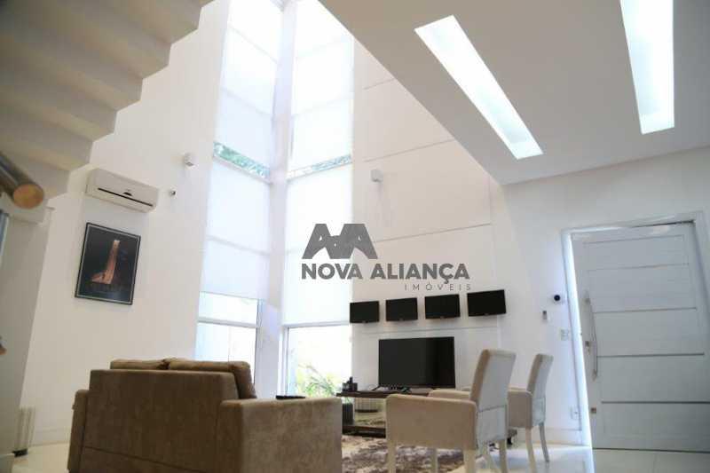 FI4A2289 - Casa em Condomínio à venda Avenida Ailton Henrique da Costa,Recreio dos Bandeirantes, Rio de Janeiro - R$ 4.500.000 - NICN80002 - 23