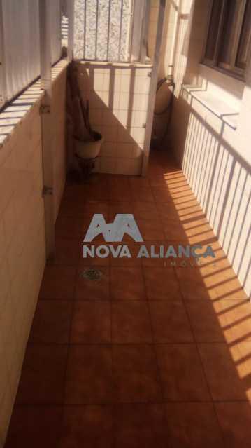p2 - Cobertura à venda Rua São Francisco Xavier,Tijuca, Rio de Janeiro - R$ 530.000 - NTCO20045 - 16