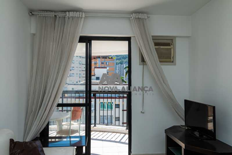 IMG_0166 - Flat à venda Rua das Laranjeiras,Laranjeiras, Rio de Janeiro - R$ 598.000 - NFFL10008 - 5