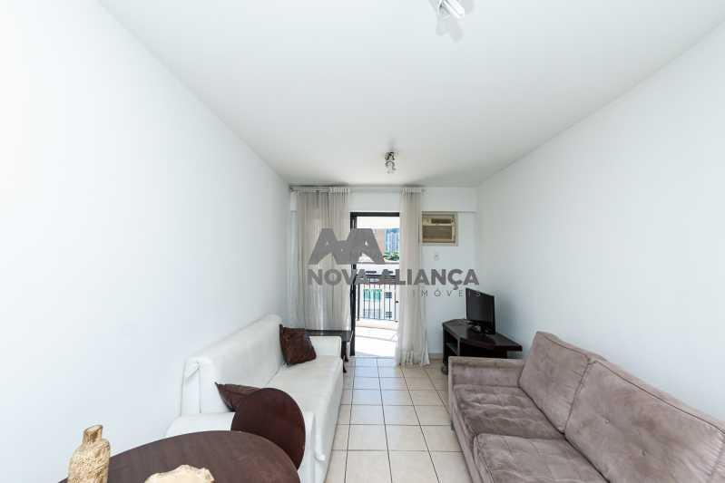 IMG_0168 - Flat à venda Rua das Laranjeiras,Laranjeiras, Rio de Janeiro - R$ 598.000 - NFFL10008 - 8