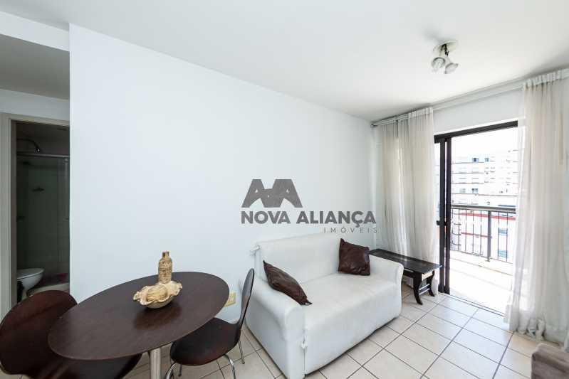 IMG_0169 - Flat à venda Rua das Laranjeiras,Laranjeiras, Rio de Janeiro - R$ 598.000 - NFFL10008 - 9