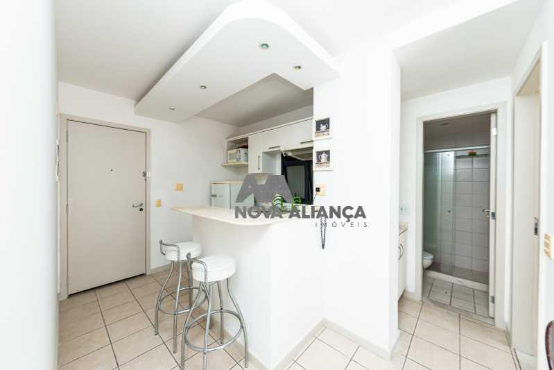 IMG_0170 - Flat à venda Rua das Laranjeiras,Laranjeiras, Rio de Janeiro - R$ 598.000 - NFFL10008 - 11
