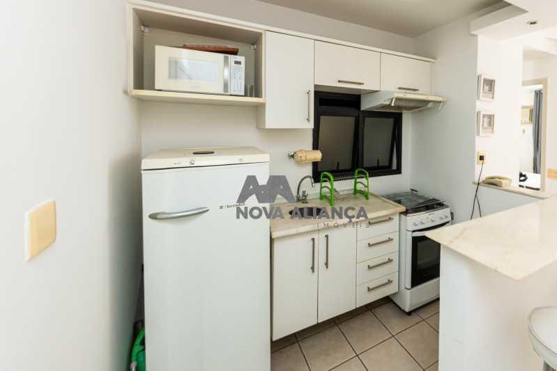 IMG_0172 - Flat à venda Rua das Laranjeiras,Laranjeiras, Rio de Janeiro - R$ 598.000 - NFFL10008 - 14