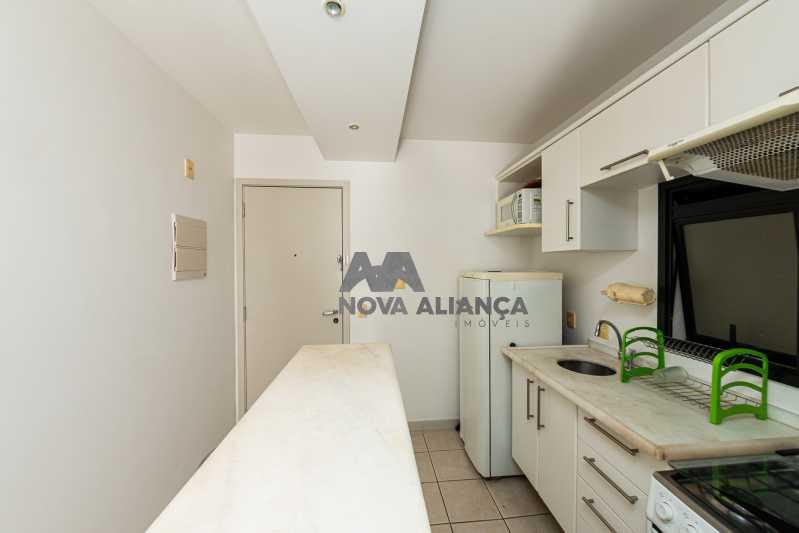 IMG_0173 - Flat à venda Rua das Laranjeiras,Laranjeiras, Rio de Janeiro - R$ 598.000 - NFFL10008 - 12