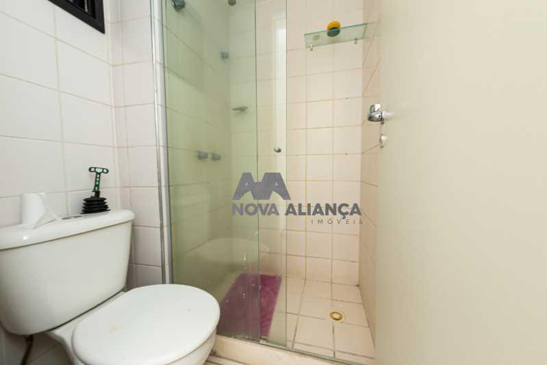 IMG_0178 - Flat à venda Rua das Laranjeiras,Laranjeiras, Rio de Janeiro - R$ 598.000 - NFFL10008 - 22