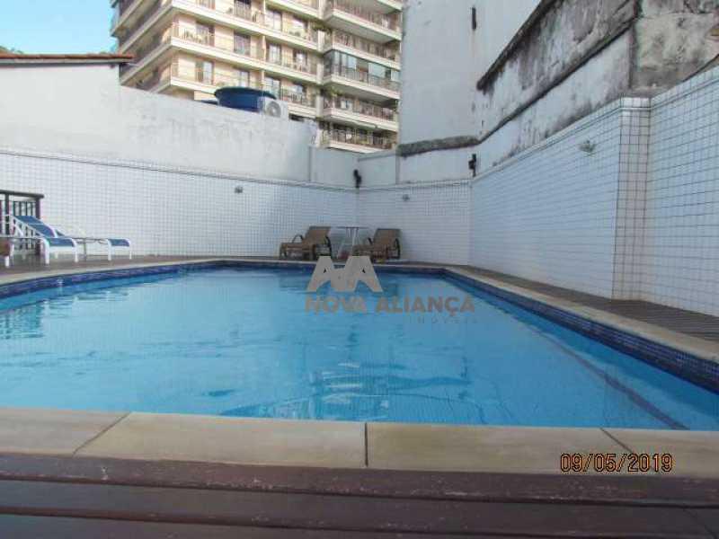 1 - Apartamento à venda Rua Fernandes Guimarães,Botafogo, Rio de Janeiro - R$ 1.350.000 - NBAP31793 - 17