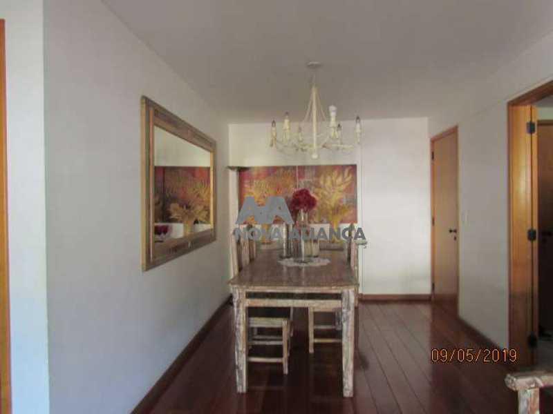 3 - Apartamento à venda Rua Fernandes Guimarães,Botafogo, Rio de Janeiro - R$ 1.350.000 - NBAP31793 - 1