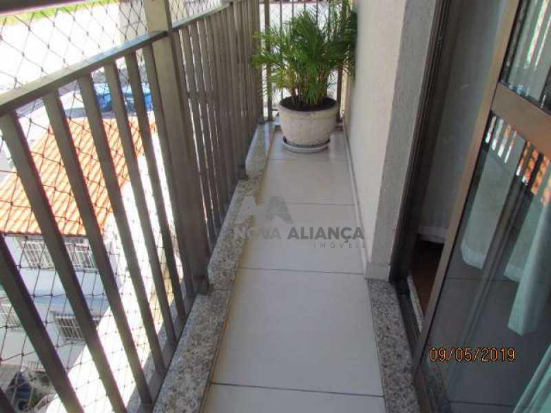 7 - Apartamento à venda Rua Fernandes Guimarães,Botafogo, Rio de Janeiro - R$ 1.350.000 - NBAP31793 - 4