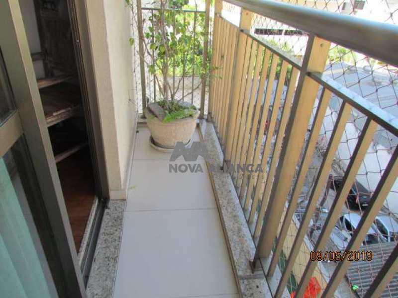 8 - Apartamento à venda Rua Fernandes Guimarães,Botafogo, Rio de Janeiro - R$ 1.350.000 - NBAP31793 - 5