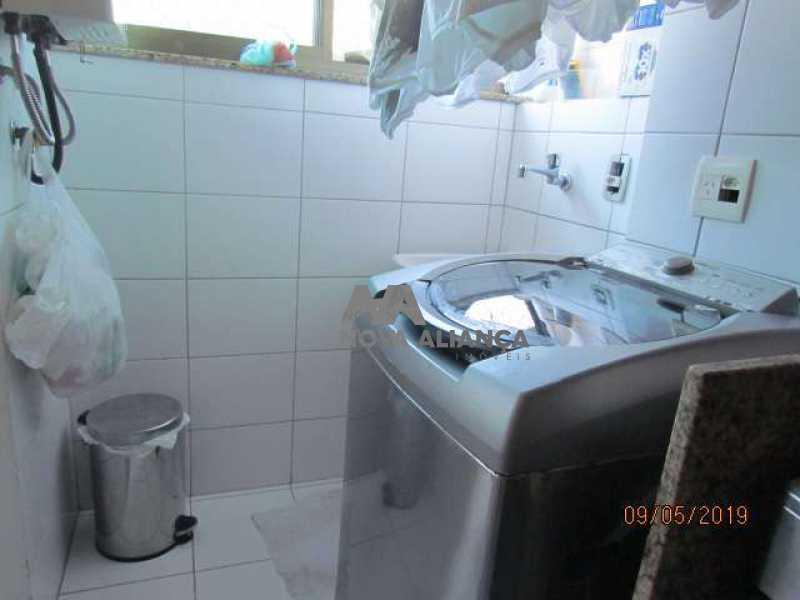 11 - Apartamento à venda Rua Fernandes Guimarães,Botafogo, Rio de Janeiro - R$ 1.350.000 - NBAP31793 - 15