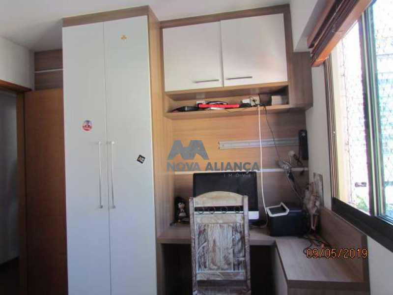 15 - Apartamento à venda Rua Fernandes Guimarães,Botafogo, Rio de Janeiro - R$ 1.350.000 - NBAP31793 - 10