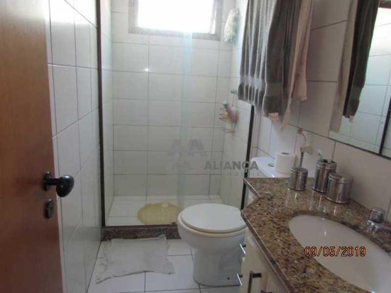 18 - Apartamento à venda Rua Fernandes Guimarães,Botafogo, Rio de Janeiro - R$ 1.350.000 - NBAP31793 - 12