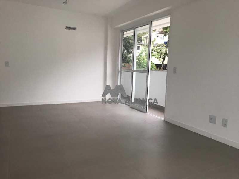 2. - Apartamento à venda Rua Pinheiro Guimarães,Botafogo, Rio de Janeiro - R$ 1.670.700 - NBAP31799 - 4