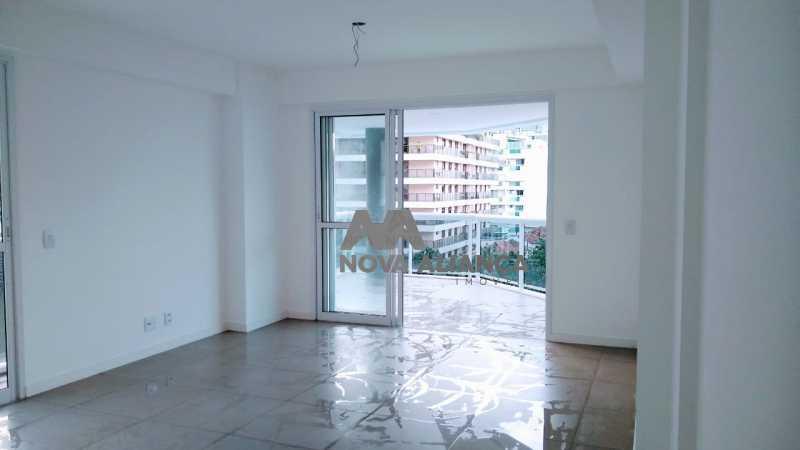 5. - Apartamento à venda Rua Pinheiro Guimarães,Botafogo, Rio de Janeiro - R$ 1.670.700 - NBAP31799 - 6