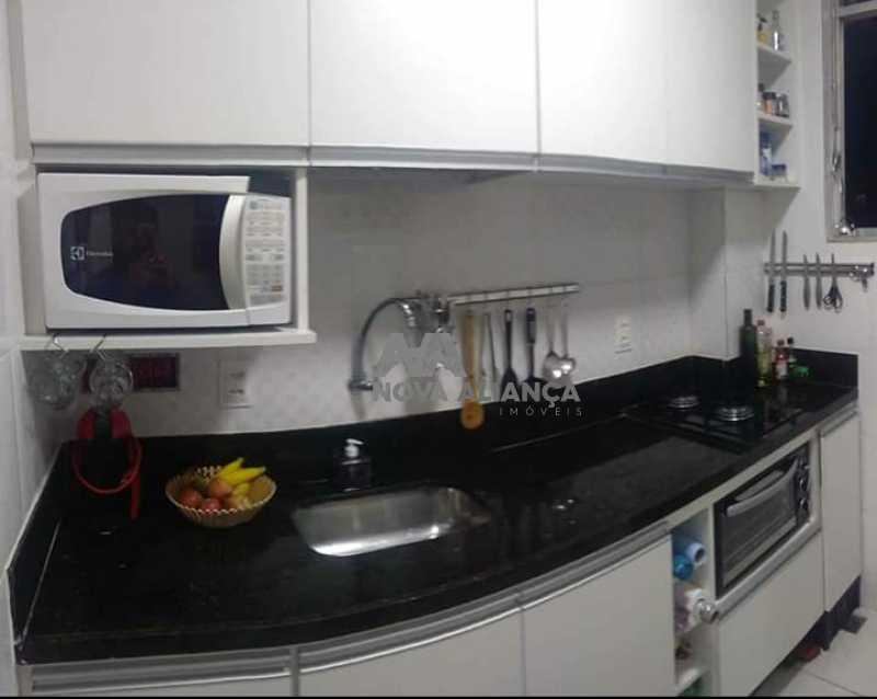 w2 - Apartamento à venda Rua Vítor Meireles,Riachuelo, Rio de Janeiro - R$ 230.000 - NTAP10243 - 6
