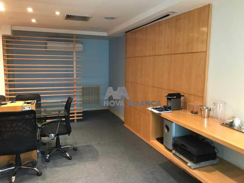 reuniao1 - Escritorio Centro, 460m2 mobiliado luxo - NIAN00009 - 5