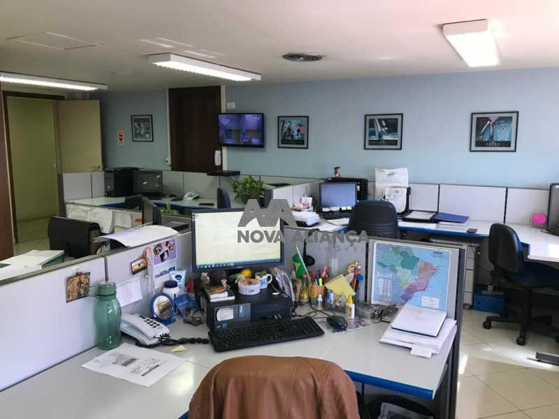 salao1 - Escritorio Centro, 460m2 mobiliado luxo - NIAN00009 - 6