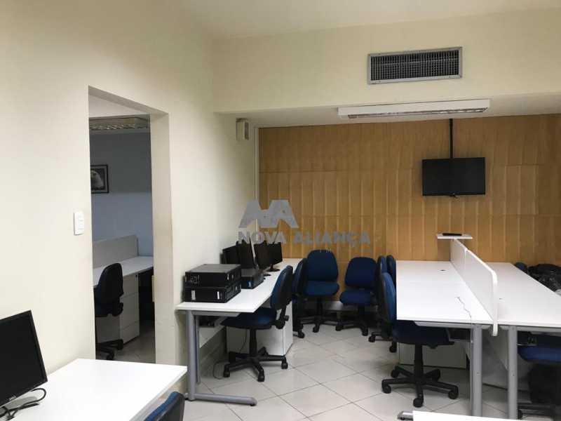vazia - Escritorio Centro, 460m2 mobiliado luxo - NIAN00009 - 14