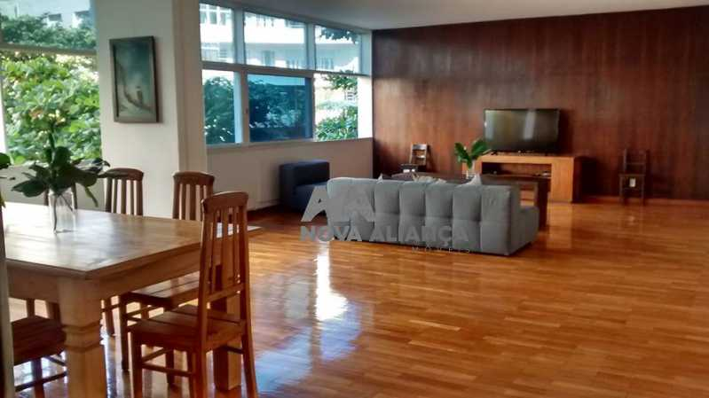 21 - Apartamento 4 quartos para alugar Copacabana, Rio de Janeiro - R$ 5.400 - NBAP40363 - 1