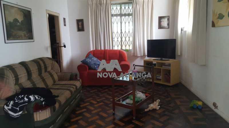 02 sala. - Casa à venda Rua Sampaio Viana,Rio Comprido, Rio de Janeiro - R$ 680.000 - NTCA80003 - 1