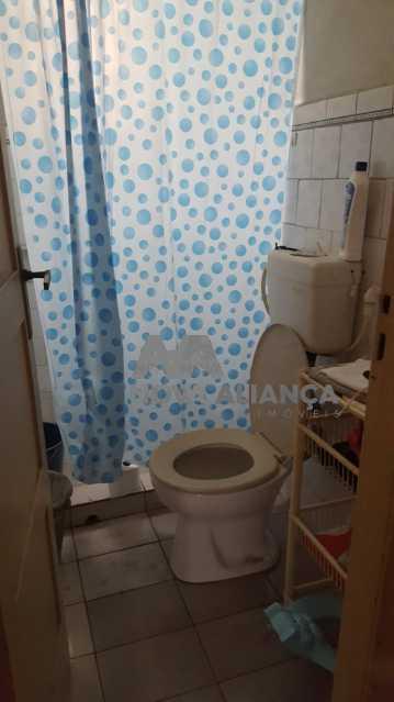 03 banheiro social. - Casa à venda Rua Sampaio Viana,Rio Comprido, Rio de Janeiro - R$ 680.000 - NTCA80003 - 8